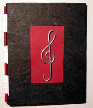 Notizbuch_klein_Notenschlüssel